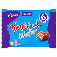 Cadburys Time Out Wafer 7 Pack