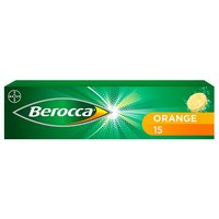 Berocca Effervescent Orange 15 Pack