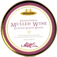 Simpkins Traditional Mulled Wine Flavour Travel Sweets