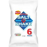 Walkers Salt & Shake 6 Pack