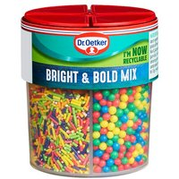Dr. Oetker Bright & Bold 4 Cell Mix