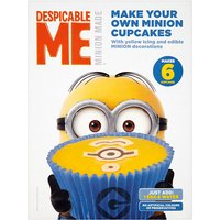 Despicable Me Minion Cupcake Kit