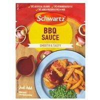Schwartz BBQ Sauce Sachet