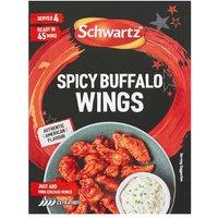 Schwartz Spicy Buffalo Wings Sachet