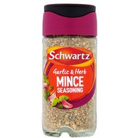 Schwartz Mince Garlic & Herb Seasoning Jar