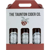 Taunton Original Cider Gift Pack
