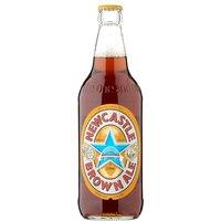 Newcastle Brown Ale Bottle