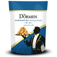 The Dormen Traditional Dry Roasted Peanuts Premium Pouch