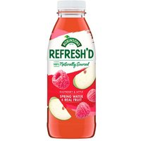 Robinsons Refresh'd Raspberry & Apple