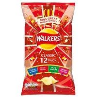 Walkers Variety 12 Pack