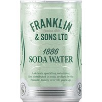 Franklin & Sons Natural Soda Water