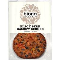 Biona Organic Black Bean Cashew Nut Burger