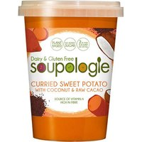 Soupologie Super Soup Curried Sweet Potato