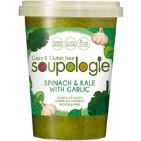 Soupologie Super Soup Spinach Kale & Garlic