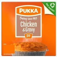Pukka Pies Chicken & Gravy Pie