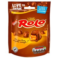 Nestle Little Rolo Pouch
