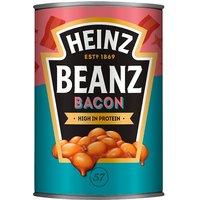 Heinz Beanz Smokey Bacon