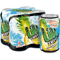 Lilt Zero 4 Pack