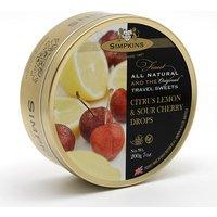 Simpkins Citrus Lemon & Sour Cherry