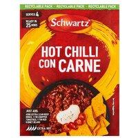 Schwartz Authentic Hot Chilli Con Carne Mix