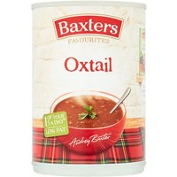 Baxters Favourite Oxtail Soup