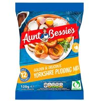 Aunt Bessies Yorkshire Pudding Mix