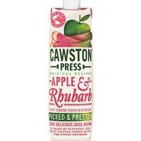 Cawston Press Apple and Rhubarb Juice