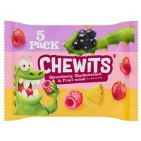 Chewits Multipack 5 Pack