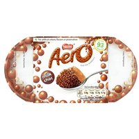 Aero Chocolate Mousse 4 Pack