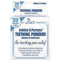 Ashton & Parsons Infant Teething Powder
