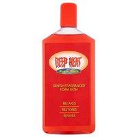 Deep Heat Bath Tonic