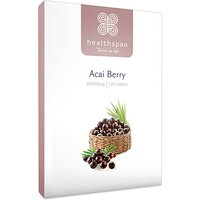 Healthspan Acai Berry 4000mg 120 Tablets