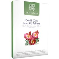Healthspan Devil's Claw JointAid 60 Tablets