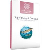 Healthspan Super Strength Omega 3 1200mg 120 Capsules