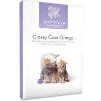 Healthspan Glossy Coat Omega 120 Capsules