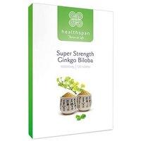 Healthspan Super Strength Ginkgo Biloba 10000mg 120 Tablets