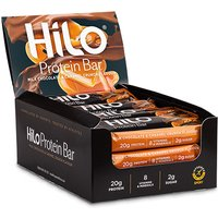 Healthspan Elite HiLo Bar Milk Choc Caramel Crunch 24 Bars