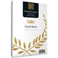 Healthspan Elite Pro20 Biotic 120 Capsules
