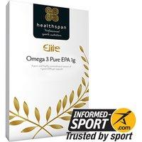 Healthspan Elite Omega 3 Pure EPA 1g 60 Capsules