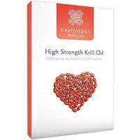 Healthspan High Strength Krill Oil 500mg 60 Capsules