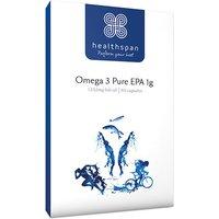 Healthspan Omega 3 Pure EPA 1g 60 Capsules