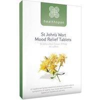 Healthspan St. John's Wort Mood Relief 60 Tablets