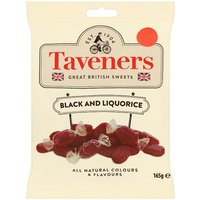 Taveners Blackcurrant And Liquorice