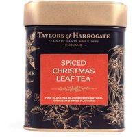Taylors Spiced Christmas Loose Tea Caddy