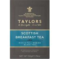 Taylors Scottish Breakfast 20 Tagged Teabags