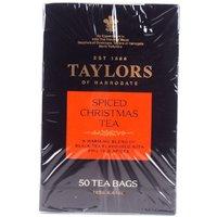 Taylors Spiced Christmas 20 Teabags