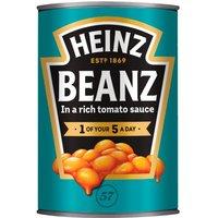 'Heinz Baked Beans In Tomato Sauce