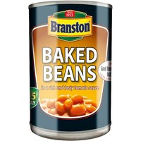 'Branston Baked Beans In Tomato Sauce