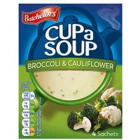 Batchelors Cup a Soup Cauliflower & Broccoli