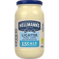 Hellmanns Lighter Than Light Mayonnaise